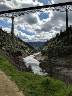 Foresthill Bridge placer county CA [3024x4032] http://ift.tt/2HjyB6p