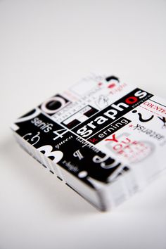 graphic design playing cards