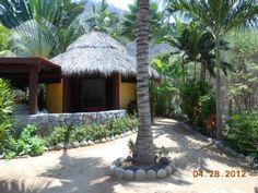 Troncones villa rental - Bungalow