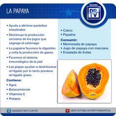 Esta fruta es capaz de cuidar su piel, y hasta de potenciar su sistema inmunológico.