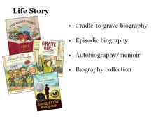 Characteristics of a Life Story