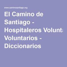 Diccionario multilingüe para hospitaleros