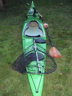 Kayak Angler by Jason Self: KAYAK FISHING: Tips On Rigging & Outfitting a Kayak for Fishing