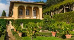 Giardino di Villa Le Balze - Fiesole