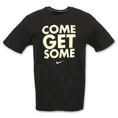 I want some of these Nike shirts!