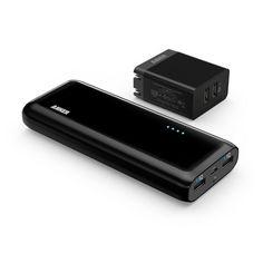 Amazon.co.jp: 【Amazon.co.jp限定】Anker Astro M3 13000mAh モバイルバッテリー 【ハイパワー5V/2A電源アダプタ付属】 iPhoneiPod/iPad/iPad Air/iPad mini等対応 大容量かつコンパクト 急速充電可能: 家電・カメラ