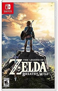 The Legend of Zelda: Breath of the Wild - Nintendo Switch Video games | video games funny | video games aesthetic | video games ps4 | video games memes | I Love Video Games | Video Games | Video Games Artwork | Video Games | Games for kids | games for teens | games | games for kids indoor | games to play with friends | GameStop | Games 4 Learning | The Game Supply | Games for Kids | GAMES | Games 4 Gains Products | Nintendo switch | ninte