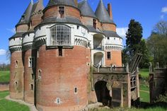 chateau de rambures somme - Bing Images