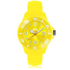 IceWatch SIYWMS13 Sili Forever Yellow Mini Watch * Visit the image link more details. (Note:Amazon affiliate link) #CoolandAffordableWatches