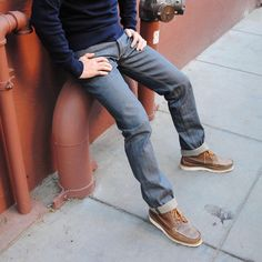 0ec787ef369 Gustin - Postal Herringbone - Size 30 - Selvage Denim  fashion  clothing   shoes