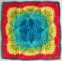 MooglyCAL2017 #14 - Courtesy of A Crocheted Simplicity