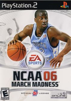 Ncaa 06 March Madness Basketball Video Games Playstation Games Xbox Games Ncaa March