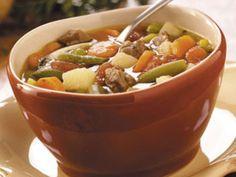 Receita de sopa para emagrecer
