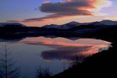Loch Doon, Carrick, Ayrshire