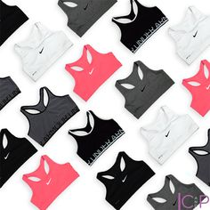 Need Support? We've got you covered with the best sports bras by Nike and Under Armour. Get all of your cheer necessities from your cheer experts at Cheer and Pom!