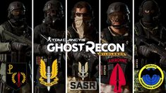 Ghost Recon Wildlands: Custom Special Forces Outfits: US Army, Sp. Ghost Recon Wildlands Wallpaper, Ghost Recon Wildlands Ps4, Marvel Cosplay Girls, Military Special Forces, Delta Force, Tom Clancy, Scp, Navy Seals, Us Army