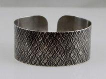 Bark - metal bracelet