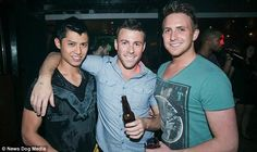 Two married men have revealed how they got a divorce just one year after tying the knot – so they could include a third man in their relationship. Adam Grant and Shayne Curran, from Nova Scotia, Canada, said 'I do' in 2011 after dating for more than two years. However, they met Sebastian Tran in a nightclub in September 2012 and immediately hit it off – and decided to end their marriage so they could make a commitment to each other as a threesome. The trio, who all work in the medical…