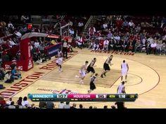 Rubio B2B Love vs. Rockets (Feb 17, 2012)
