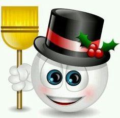 Snowman smile                                                                                                                                                     More