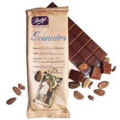 New! Single Origin Chocolate - Ecuador - 3 Bars