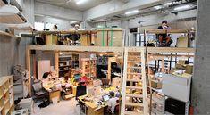 ライゾマティクスの新スペース | ブレーン 2015年9月号