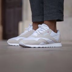Reebok Classic Nylon White I already got these cc050b09f
