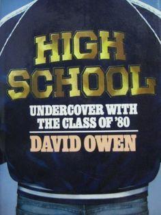 High School by David Owen http://www.amazon.com/dp/0670371491/ref=cm_sw_r_pi_dp_XaFDub1W8PSV8