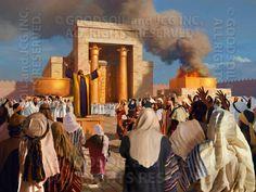 Dedication of Solomon's Temple.