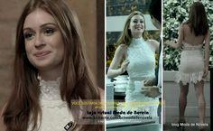 A melhor imagem da moda da TV: Looks da Maria Isis em janeiro e fevereiro na nove...