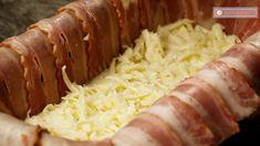Această rețetă de lasagna cu bacon va deveni preferata dvs. Se gătește foarte ușor! - savuros.info Lasagna, Bologna, Mozzarella, Sausage, Bacon, Pork, Meat, Kale Stir Fry, Sausages