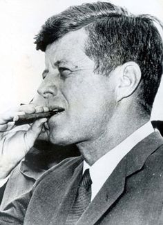 john kennedy | John F Kennedy bought 1,200 Cuban cigars hours before he ordered US ...