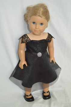 American Girl Doll Clothes-American Girl by SewingCreationsByAmy