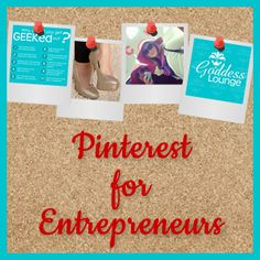 Pin It To Win It – Top Reasons You Should Be Using Pinterest! #geekyceo  Top Reasons to Use Pinterest http://pinterest4preneurs.com/