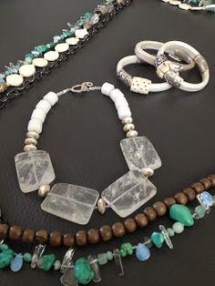 Phyllis Clark Designs Last week's blog #blog #jewelry #boho #bracelets