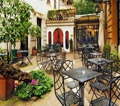 Hotel Locarno Rome Italy + with girls first time in Rome.  Lovely hotel and perfect location