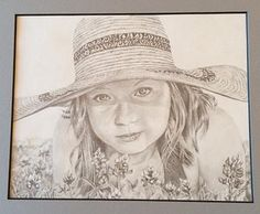 Original photograph that I drew this from was the work of AKA Photography (Amy K Abney) in Dallas, TX.
