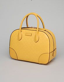 New GUCCI: love this color! top handle satchel