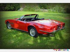 1970 Maserati Ghibli Spyder (AM115S1227)