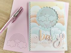 Invitation, Scrapbooking, Creations, Crafts, Envelope, Photo Galleries, Cloud, Birthday, Weddings