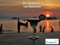 #Blog: Descubre todo lo que hay que ver y vivir en Las #Bahamas  #fiesta #relajado  #rumba #viajar #descanso #aventura #disney #excursiones #crucero #porelmundo Bahamas, Disney, Blog, Cruises, Destiny, Get A Life, Adventure, Travel, Party