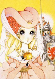 Renaissance princess by Macoto Takahashi