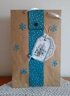 Baranova / vianočná darčeková taška