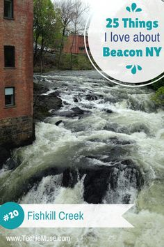 Fishkill Creek: 25 Things I love about Beacon NY : Techie Muse Beacon Ny, Wonderful Places, My Love, Muse, Poster, Travel, Beautiful, Viajes, Destinations