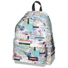1000 images about padded pak 39 r the original eastpak on pinterest fashion backpack. Black Bedroom Furniture Sets. Home Design Ideas