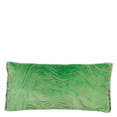Aurelia Grass Throw Pillow | Designers Guild