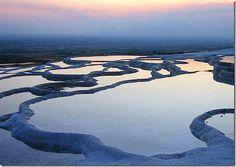 Pamukkale Pamukkale, Republic Of Turkey, Cappadocia Turkey, Hot Springs, Wonders Of The World, Coast, Europe, November 2013, Adventure
