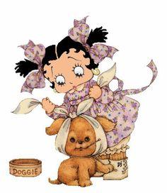 BABYBetty Boop | Betty Boop Baby | ✿⊱╮Betty Boop ...