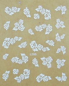 Itemship 10 pcs Nail polish nail sticker decals decals stereoscopic 3D LZ series of small white flowers (LZ65) by Itemship, http://www.amazon.ca/dp/B00GFHNIJ2/ref=cm_sw_r_pi_dp_MwqEsb1PCEKWW