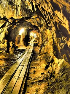 I is for Inside Of An Abandoned Mine by WesternGypsy #photography #colorado
